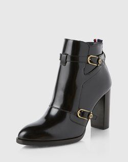 Boots: 'Nautical Bootie GH 2A ' from Tommy Hilfiger. Click on the picture to get the product ♥︎