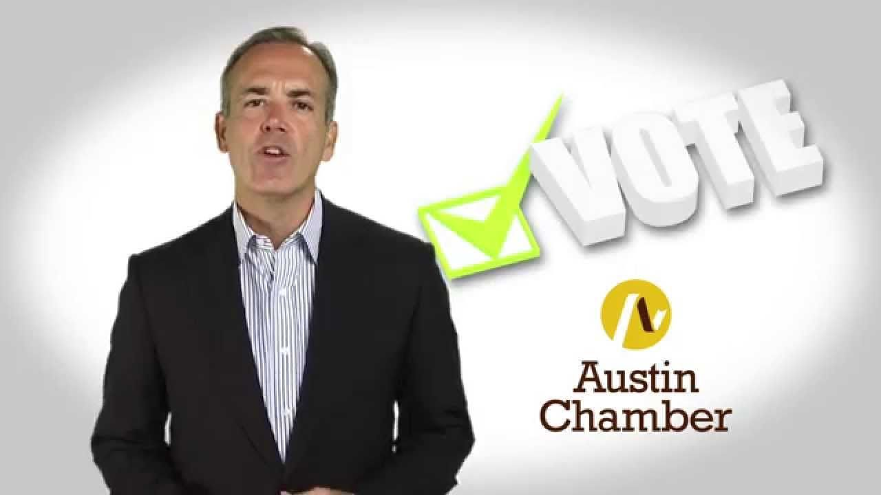 Austin Chamber Chairman, Jack McDonald: Vote YES on Prop 1