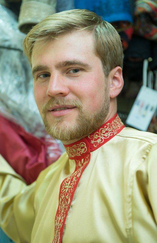художники, фото мужчин славянской внешности большей части