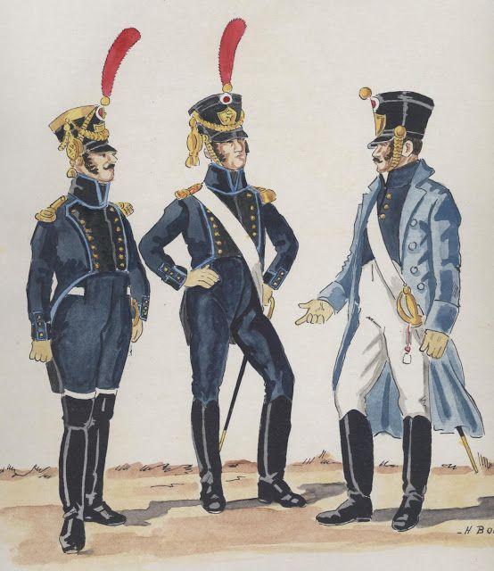 l'Armée de jachim Murat, Roi de Naples Bataillon d'élite des légions provinciales 1814 Chef de bataillon commandant le bataillon d'élite de la légion de la calabre ultérieure Sous lieutenant et capitaine de grenadiers légion de la calabre intérieure