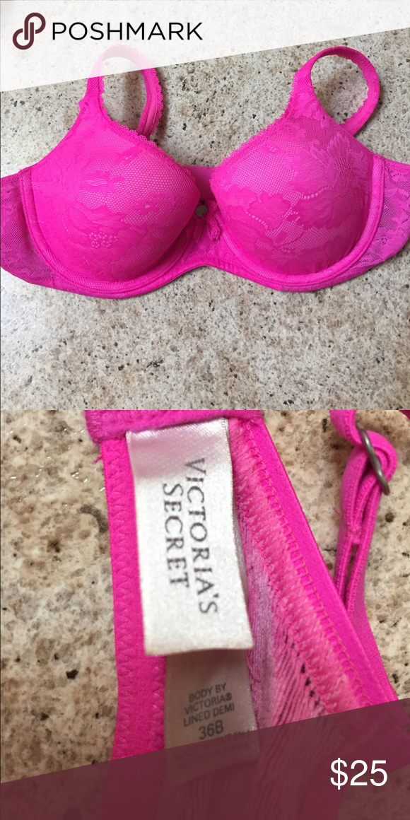 3e738d8c53 Body By Victoria Lined Demi NWOT Never worn