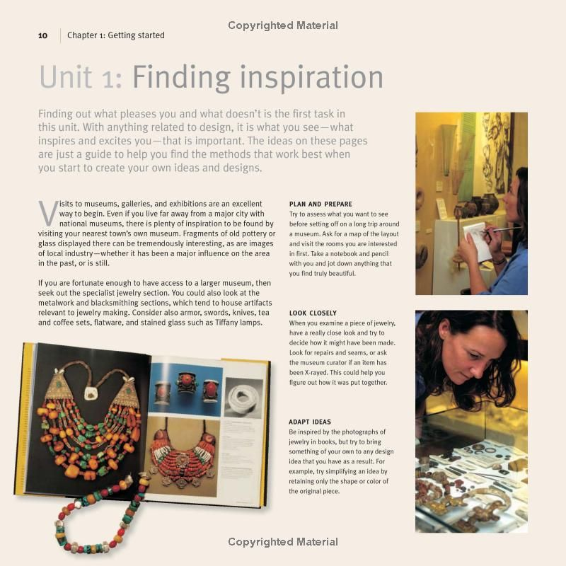 32+ The complete jewelry making course info
