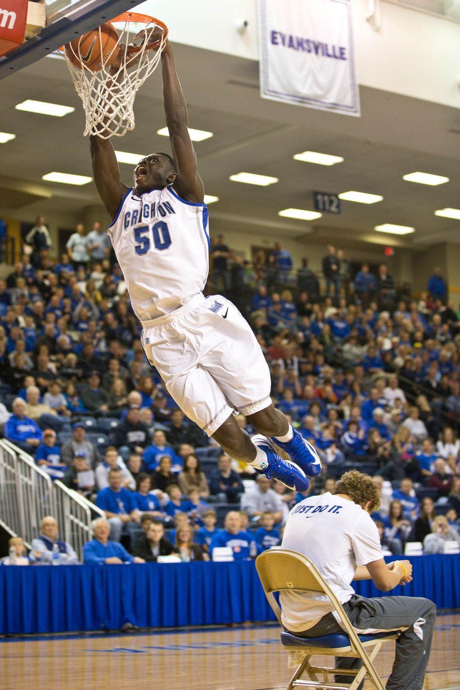 Omaha WorldHerald iGallery Basketball players