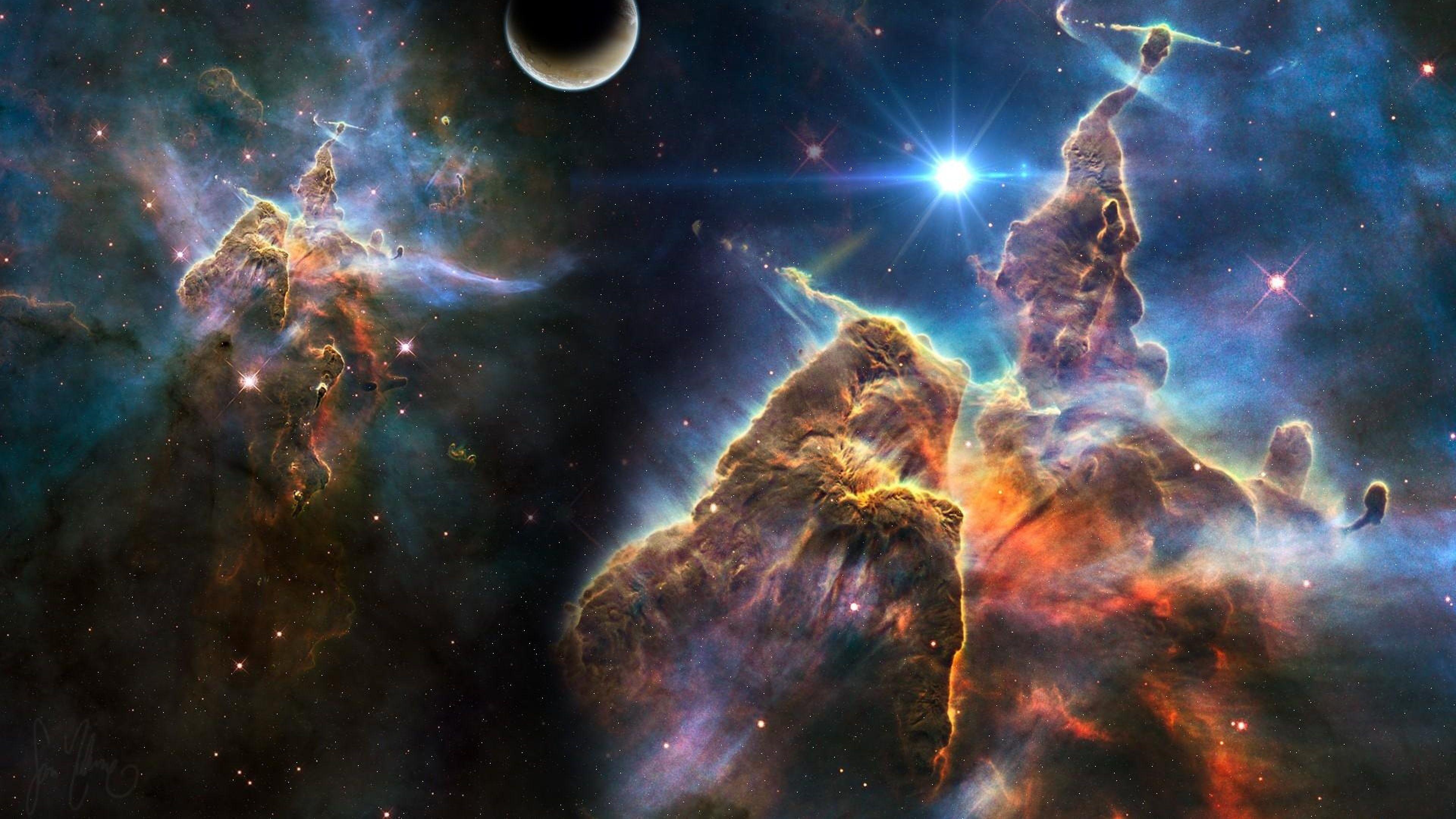 Hd wallpaper universe - Universe 3d High Resolution Wallpaper Hd