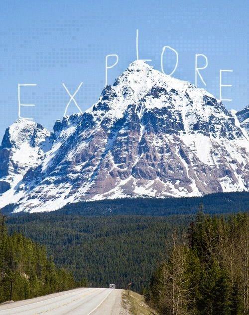 Explore #GetOutThere