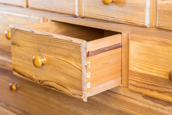 Removing musty smells from old furniture requires a ...