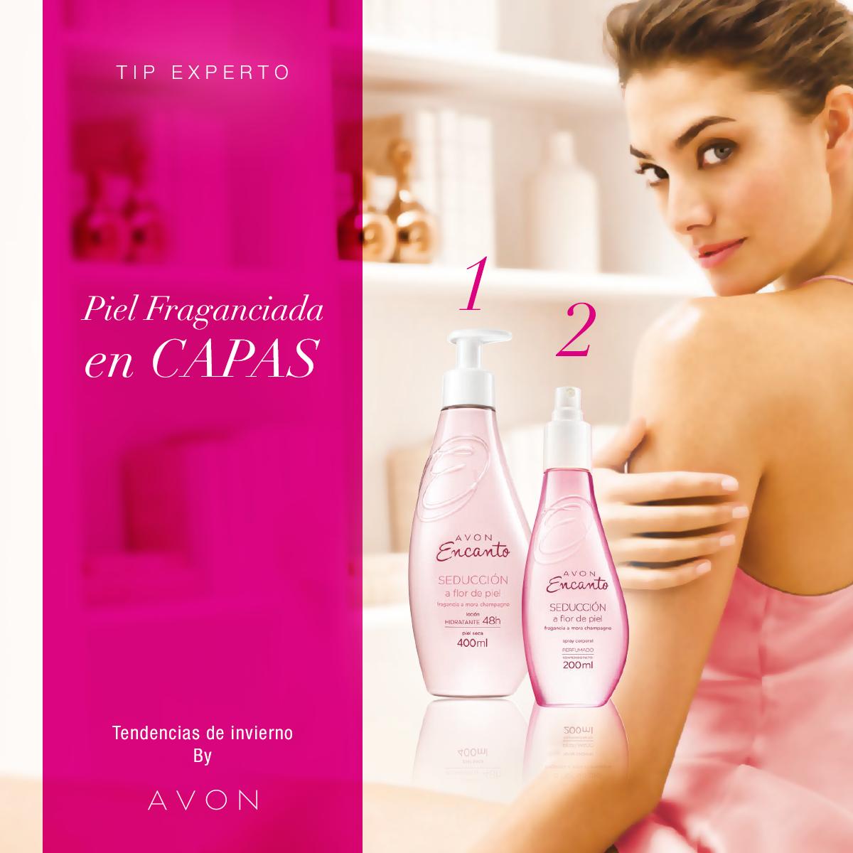 Viste tu piel en capas aromáticas en dos pasos: 1) Loción para ...