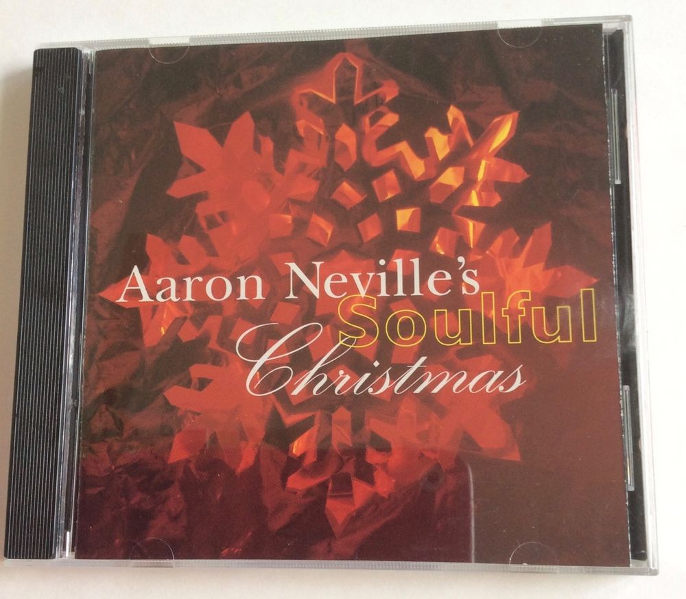 aaron nevilles soulful christmas cd 11 tracks please come home for christmas - Please Come Home For Christmas Aaron Neville