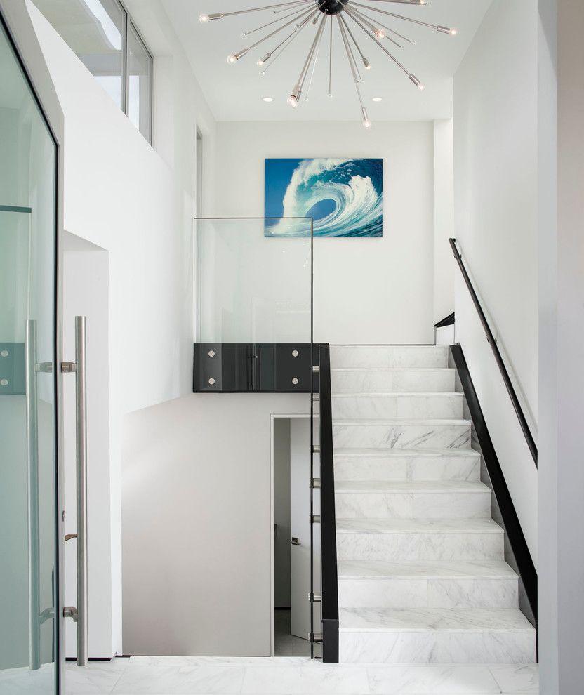 Schodisko na druhé poschodie (50 Foto): možnosti v súkromnom dome