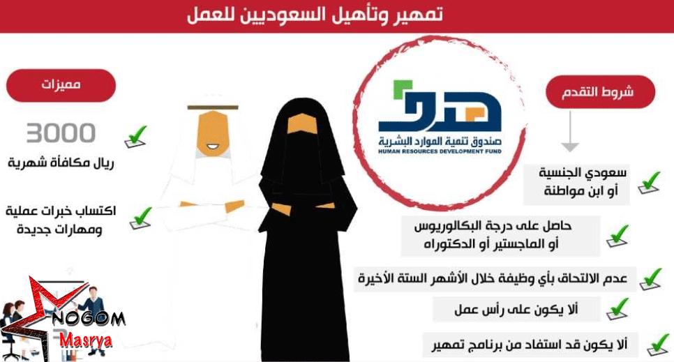 شرح تسجيل طاقات تمهير 1440 مزايا التقديم في برنامج التدريب على رأس العمل عبر موقع البوابة الوطنية للعمل Arab News Education Egypt