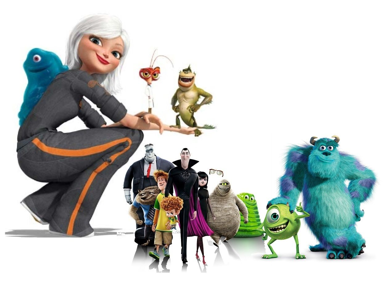 Hotel Transylvania - Monsters Aliens