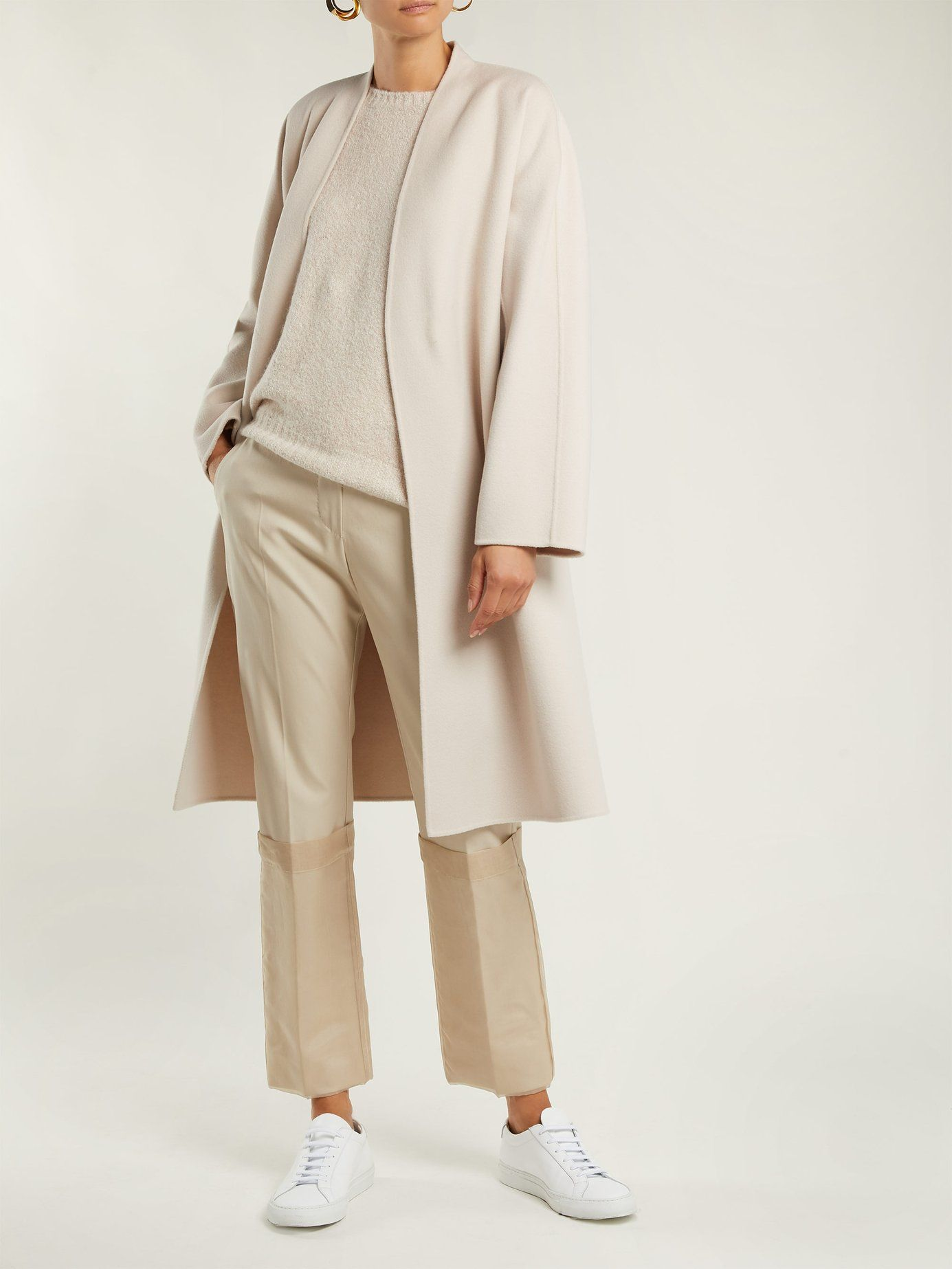 b799f99df1f4f Gimmy belted wool coat | Weekend Max Mara | MATCHESFASHION.COM UK ...