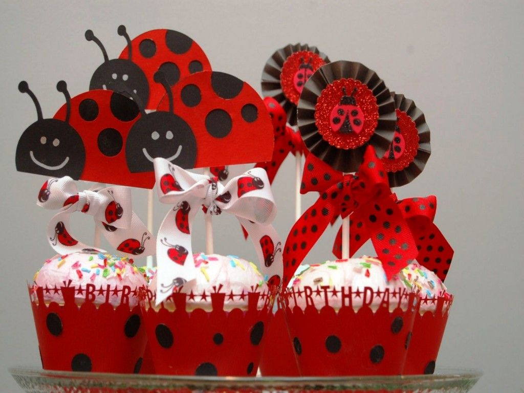 Lady Bug Party Decorations For Girls Just For Kids