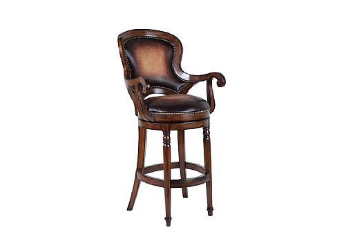 Churchill Swivel Barstool By Artistica Home Furnishings Bar