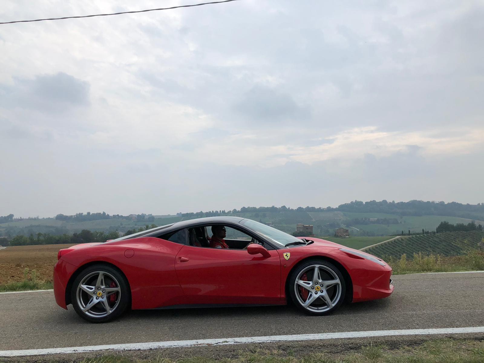 Ferrari Full Day Experience With Test Drive Ferrari Driving Luxury Car Brands