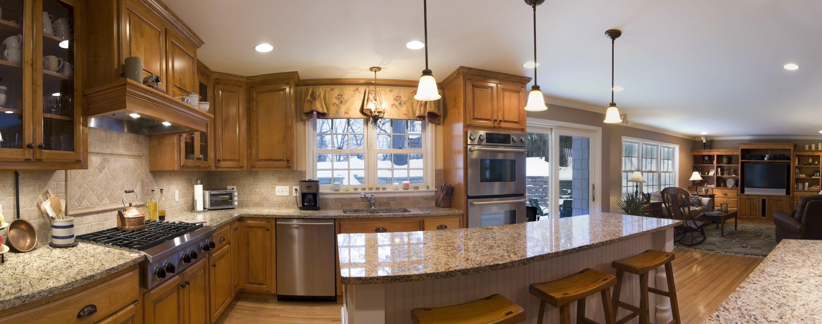 kitchen island lamps open large kitchen design unique rounded