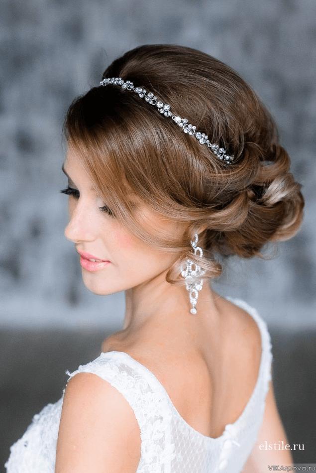 Pin De Maria En Peinados Estilos De Peinado Para Boda Peinados De