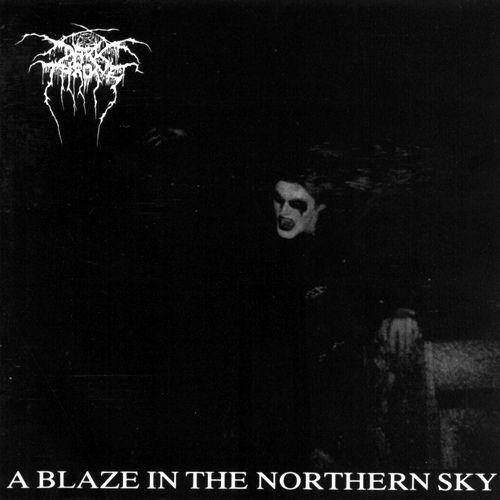 """Darkthrone """"A Blaze In The Northern Sky"""" 1992"""
