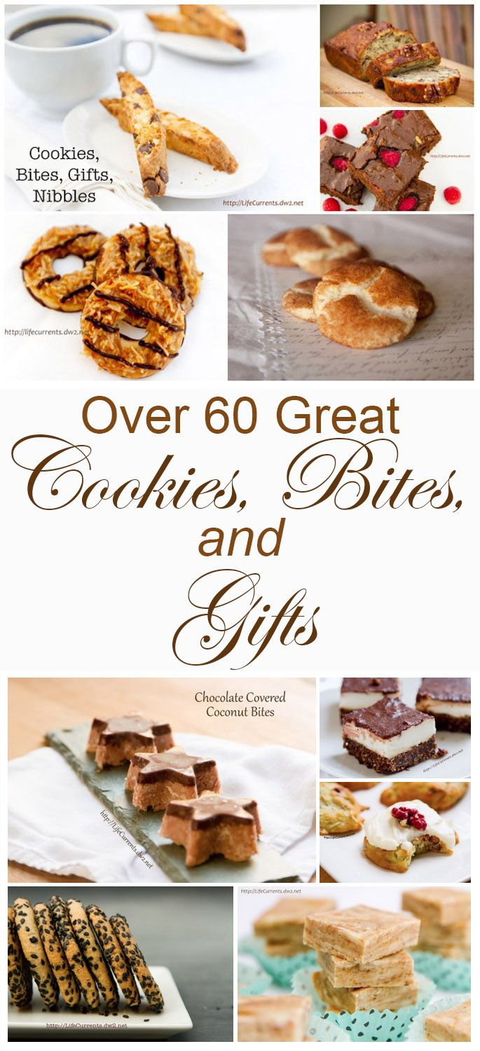 A Bit More Than Just Cookies But Great Sweets Desserts Bites