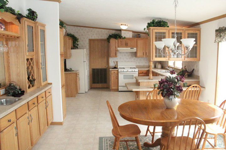 Pine grove g1986 dining area kitchen in 2020 with