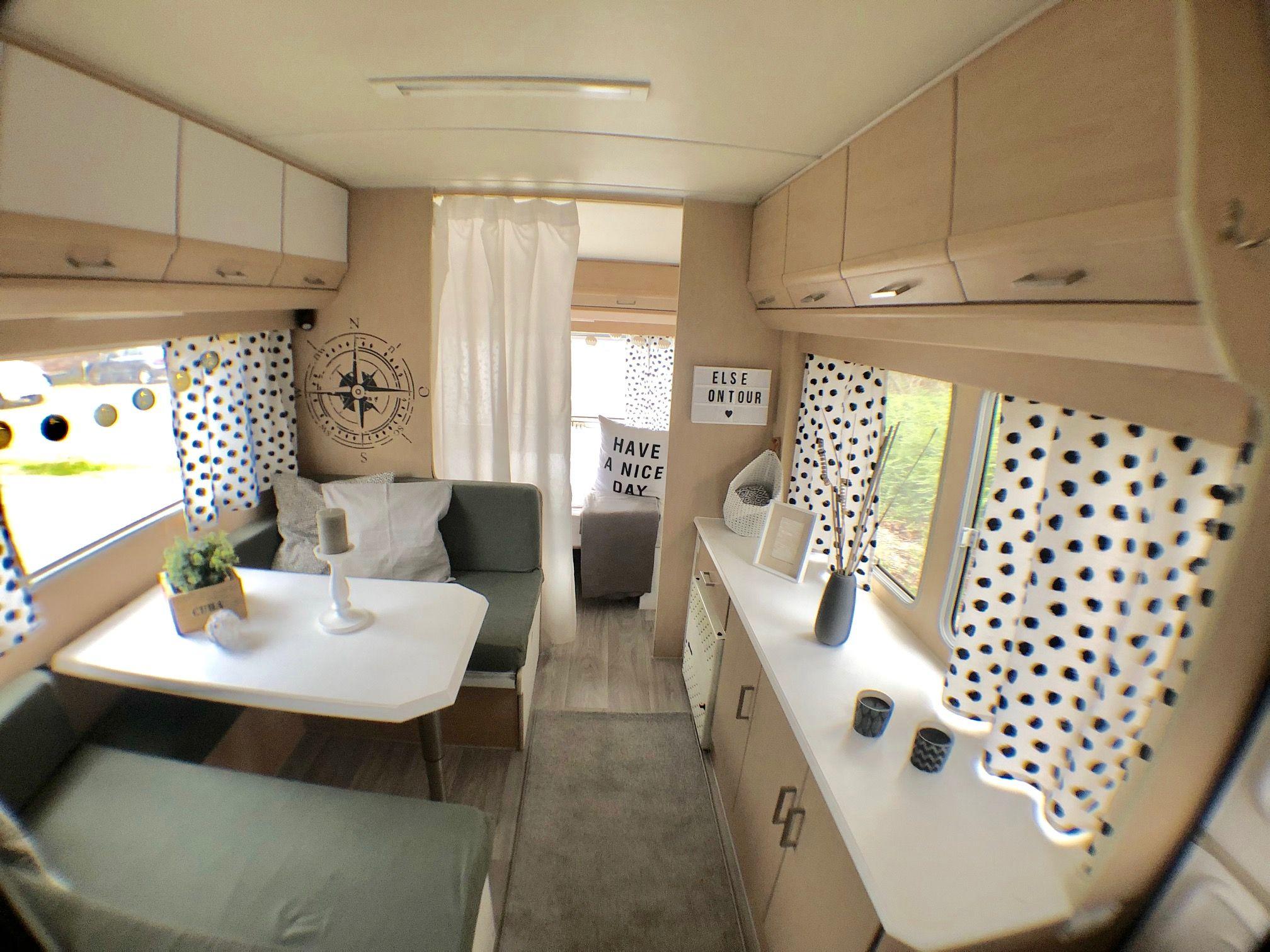 Wohnwagen renovieren / pimpen