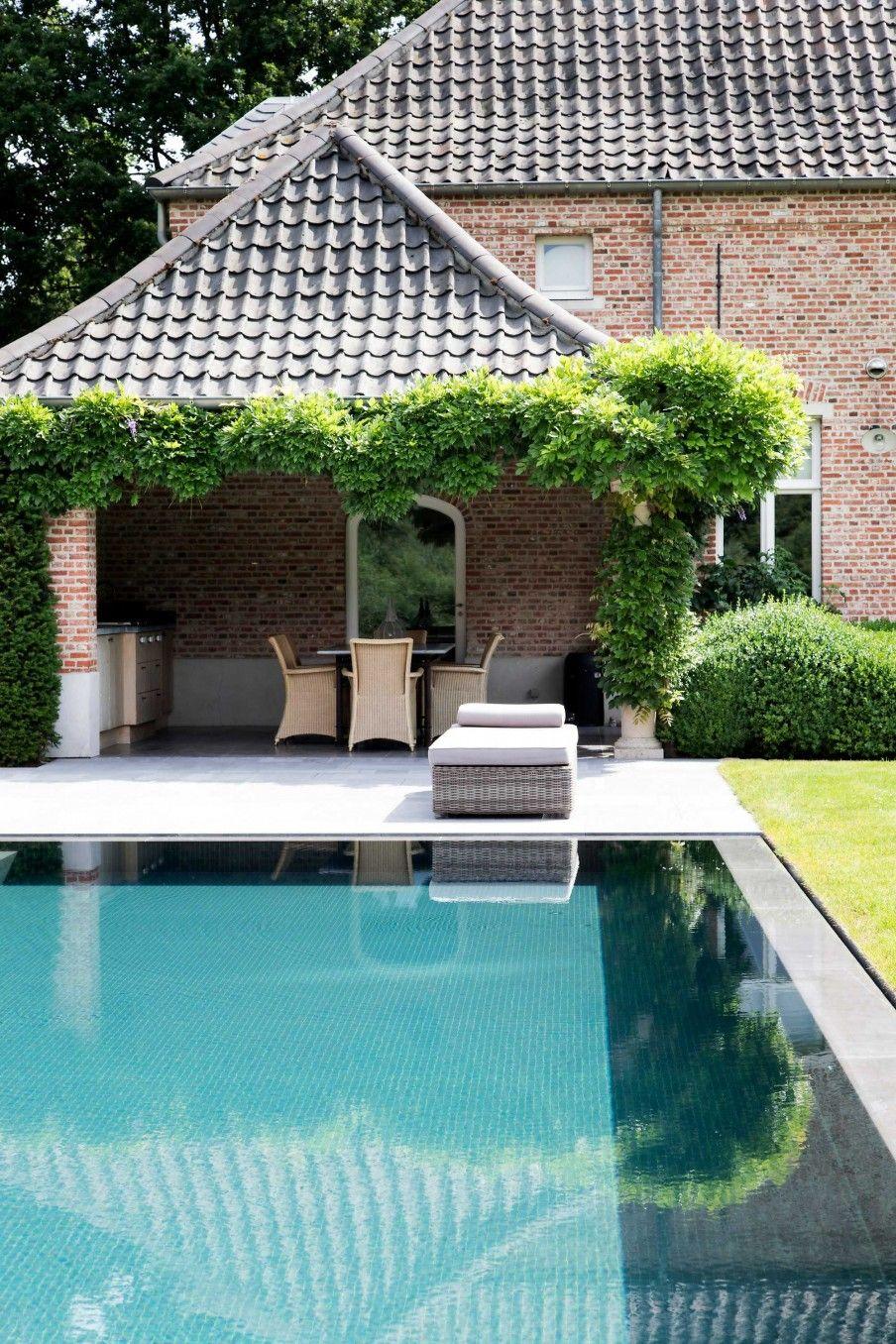 Wundervoll Poolhaus Bauen Referenz Von Pin Von Laura Boettger Auf | Inspiration