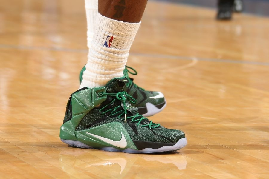 low priced 0839d 621d7 Every Sneaker LeBron James Wore in the NBA This Year