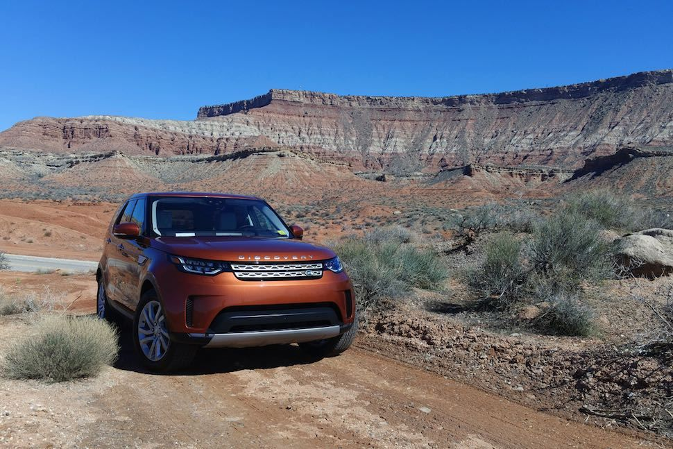 First Drive 2017 Land Rover Discovery Review Land rover