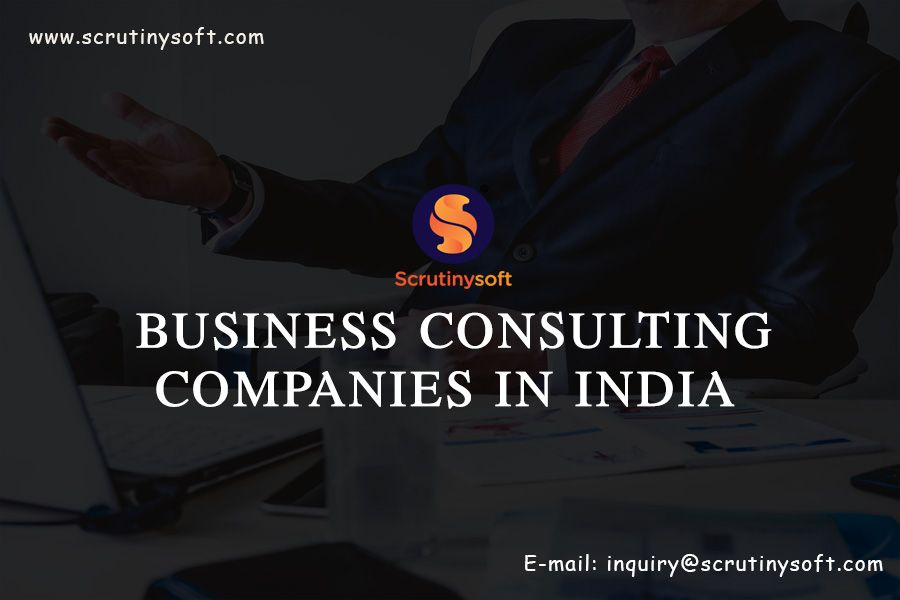 Scrutinysoft Is One Of The Leading Business Consulting Companies