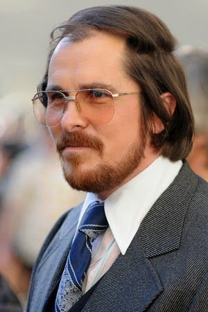 Christian Bale American Hustle Actor Christian Bale Trapaca