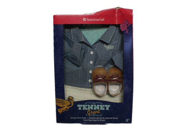 American Girl - Tenney's Picnic Outfit   Picnic outfits ...