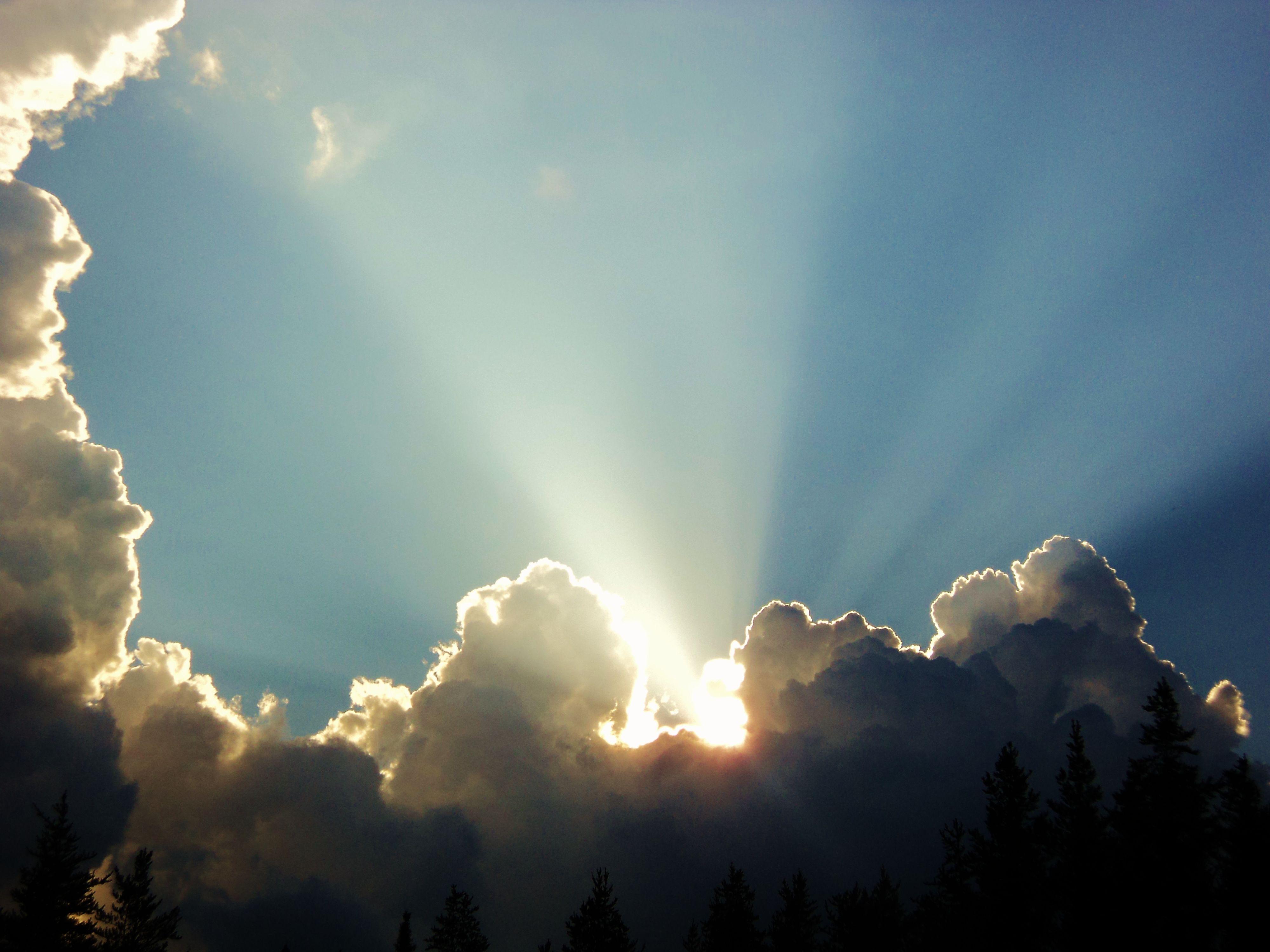 Heaven Clouds | Tattoos | Pinterest