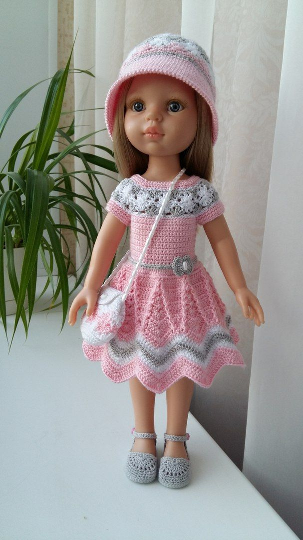 Новости | Куклы Paola Reina | Pinterest | Puppen, Puppenkleidung und ...