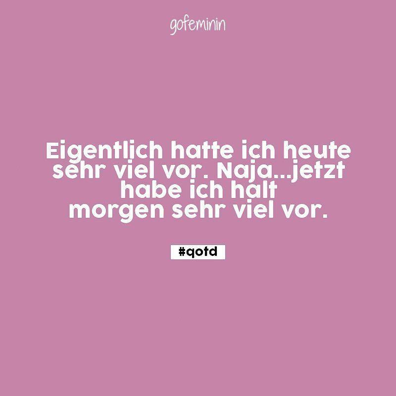 Weekend-Goals  #gofeminin #spruch #quote #qotd #gehtauchmorgen