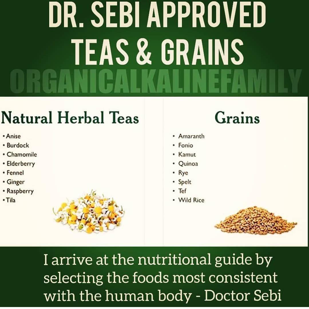 Dr Sebi Tea