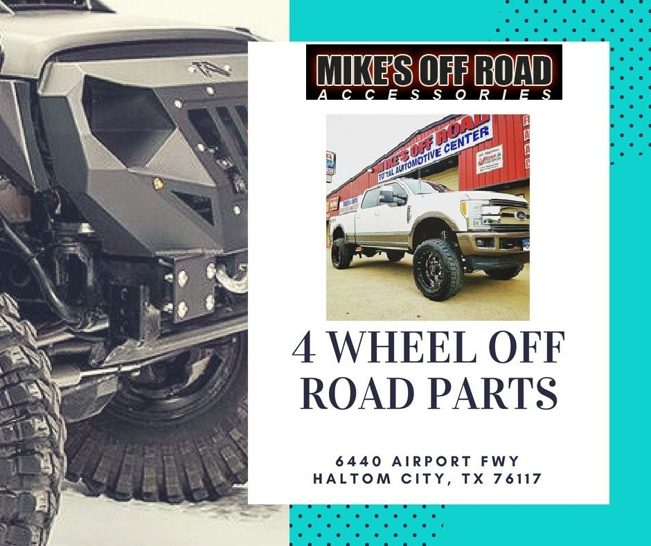 4wheeloffroadparts Mikesoffroad Fortworth Off Road Parts