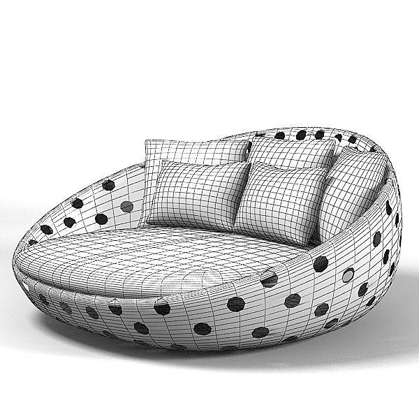X B Italia Circular   Bu0026B Italia Circular Sofa Canasta Outdoor Modern  Contempora... By Amazing Pictures