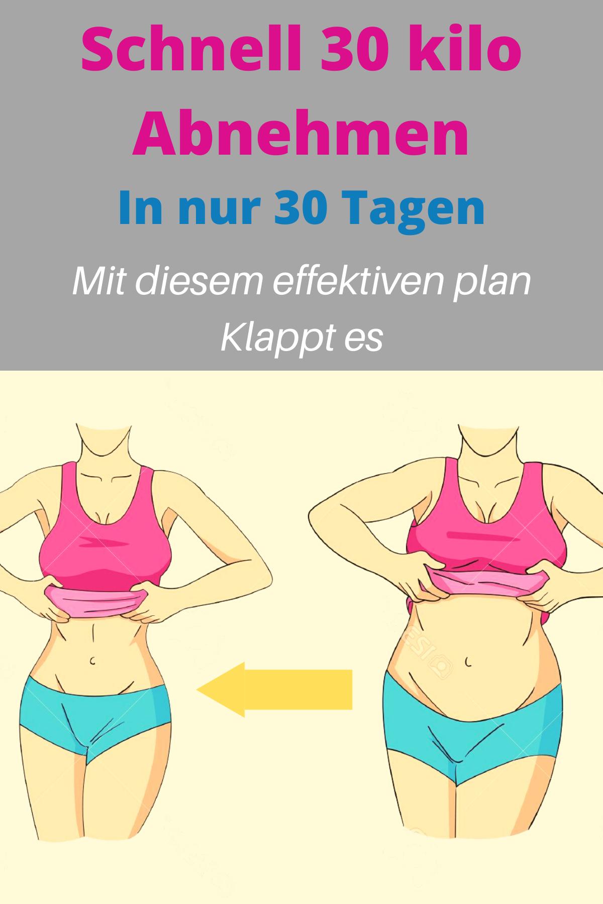 Gewichtsverlust Tipps Jungs