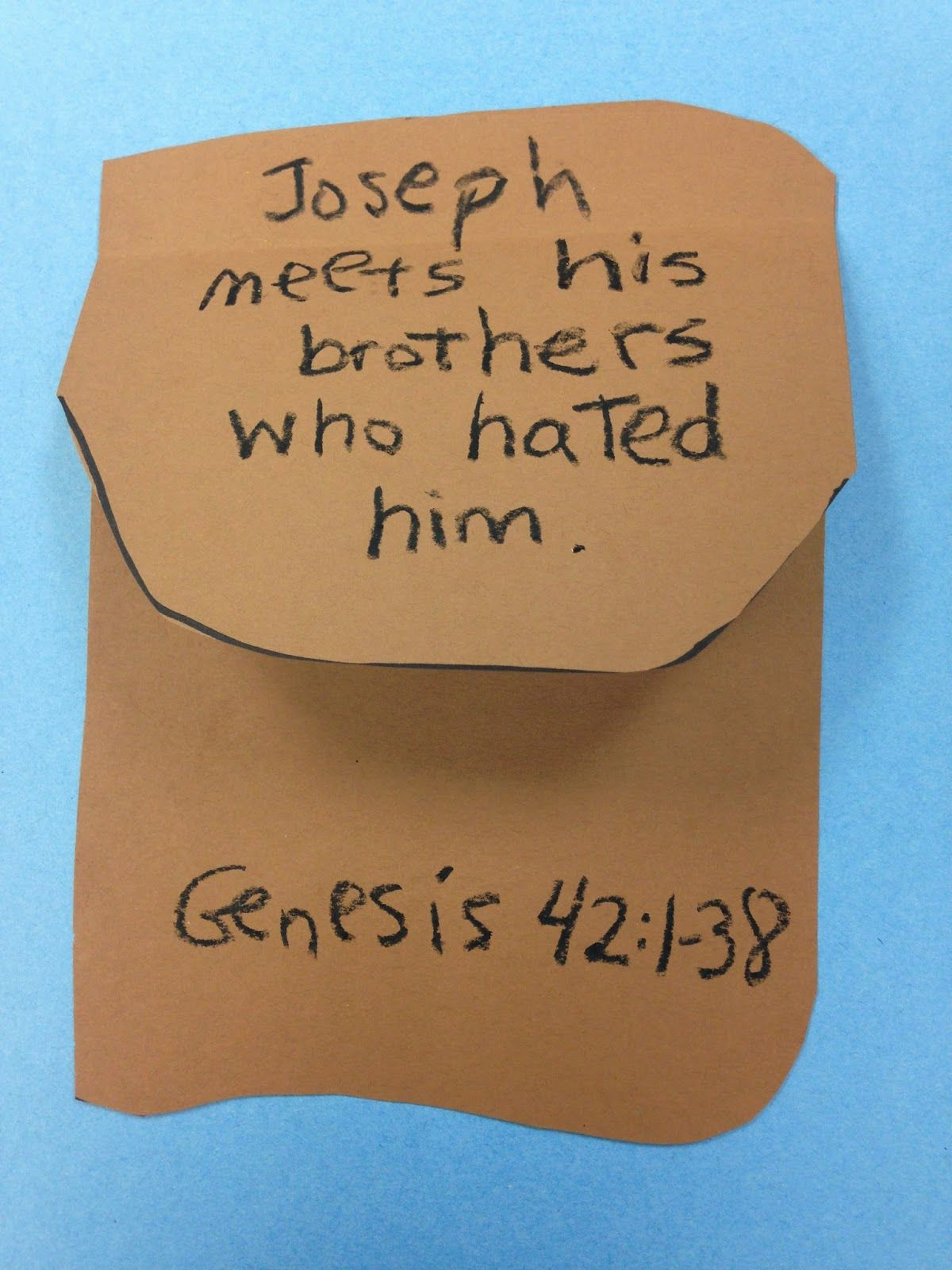 Joseph Forgives Craft