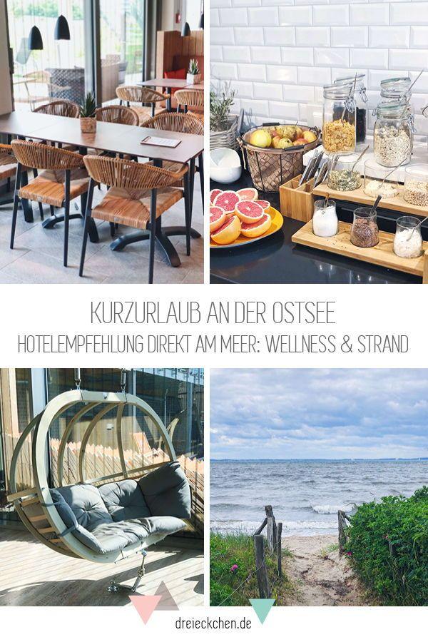Kurzurlaub an der Ostsee gemeinsam Genießen mit Wellness