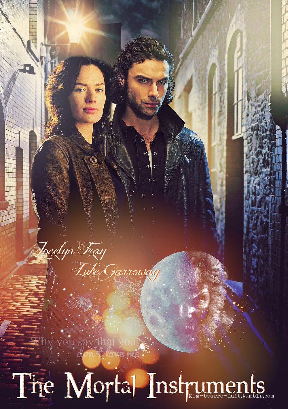 Jocelyn Fray and Luke Garroway | The Mortal Instruments ...