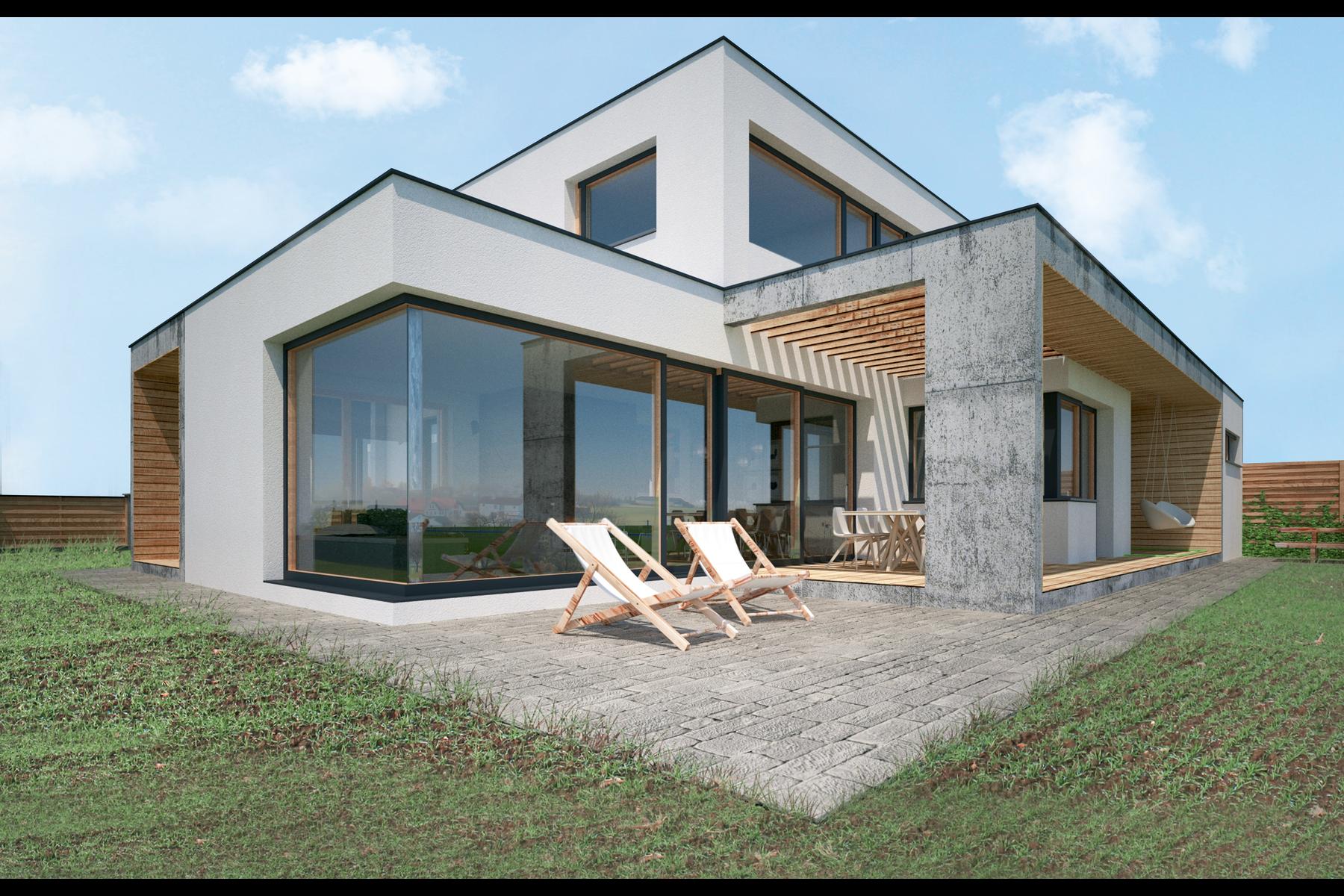 Bilder Häuser & Villen   exclusive BAUEN & WOHNEN
