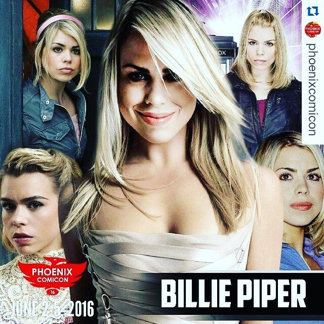 Aw yeah! Who is excited to hear Billie Piper is going to