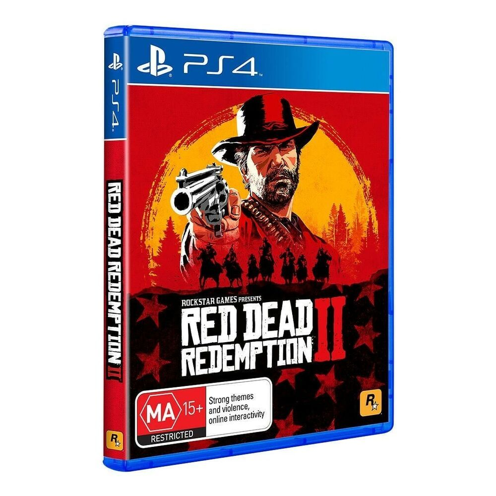 Red Dead Redemption 2 Standard Edition Ps4 Free Shipping Reddeadredemption Gaming Xbox Red Dead Redemption Red Dead Redemption Ii Red Dead Redemption Game