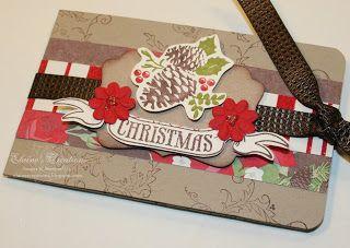 Christmas gift card holder ideas pinterest