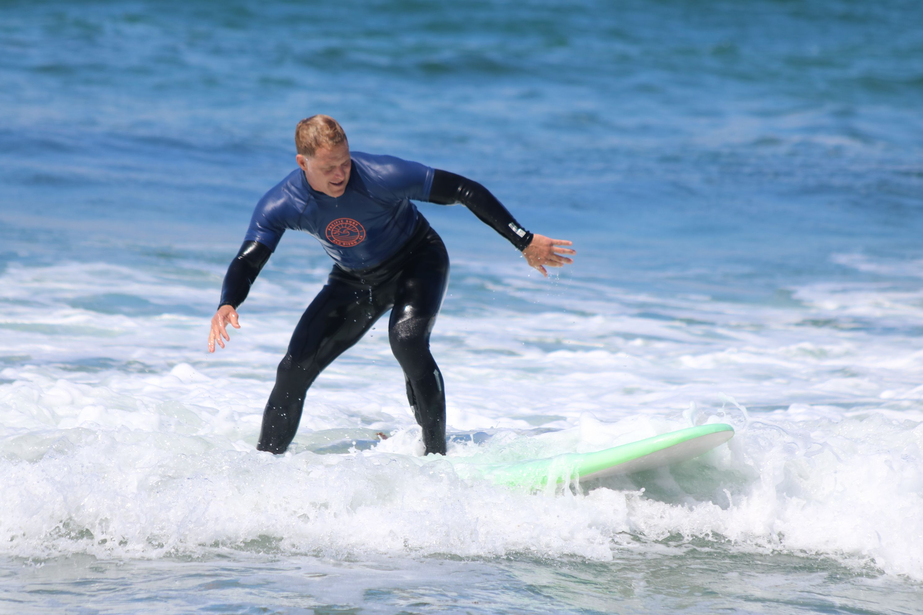 Go Surfing On The Right Day Surf Lessons In San Pacific Beach