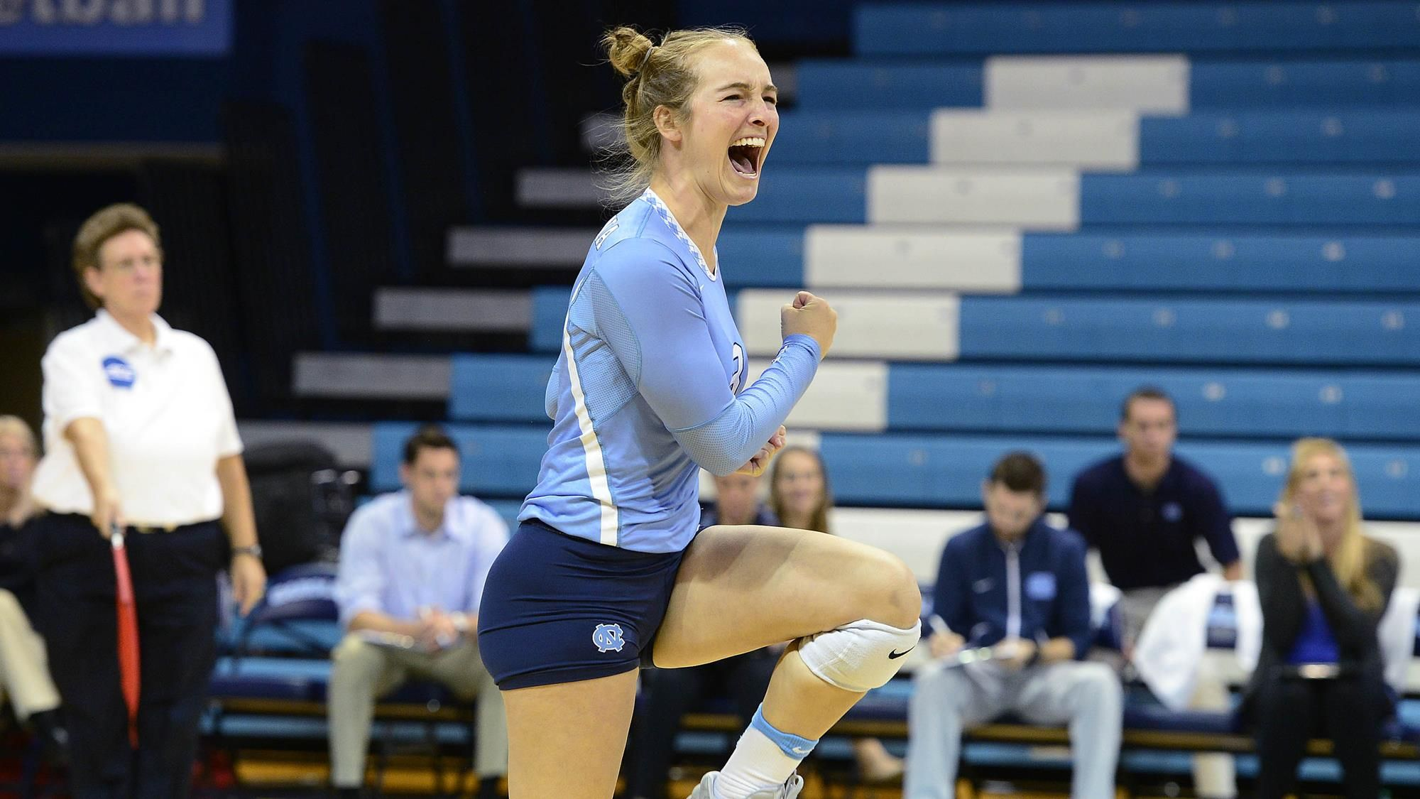 2017 First Look Defensive Specialists University Of North Carolina Athletics Volleyball News Athlete University Of North Carolina