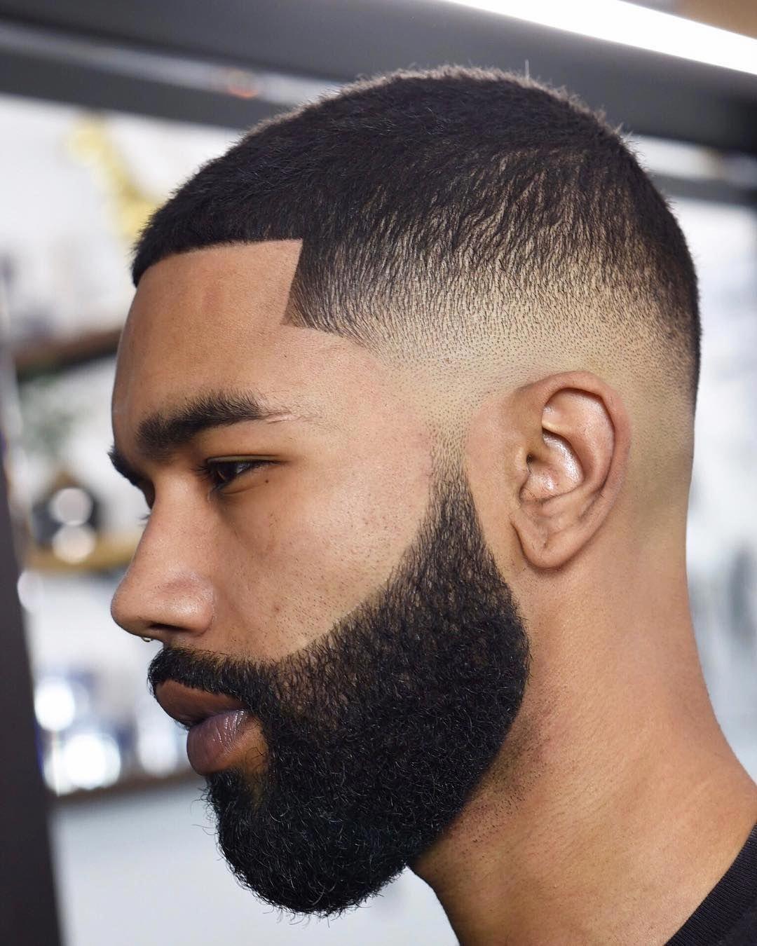 Mid Fade Midfade Haircut Menshairstyles Mens Haircuts Fade Beard Haircut Medium Fade Haircut