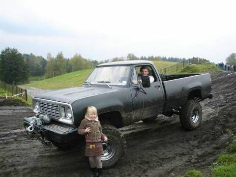 Dodge W200 Power Wagon | Dodge | Pinterest | Dodge trucks, Mopar and