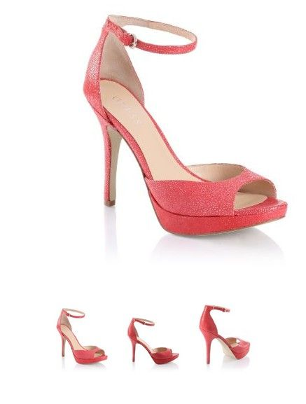 Guess #pink #firstdateoutfit #Meetic | Heels, All about